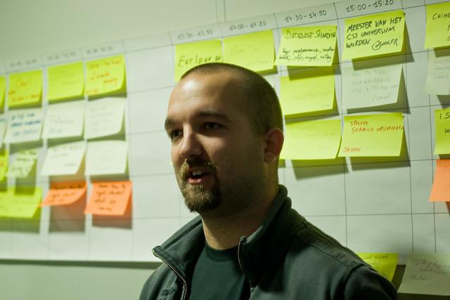 BarCamp Antwerp schedule