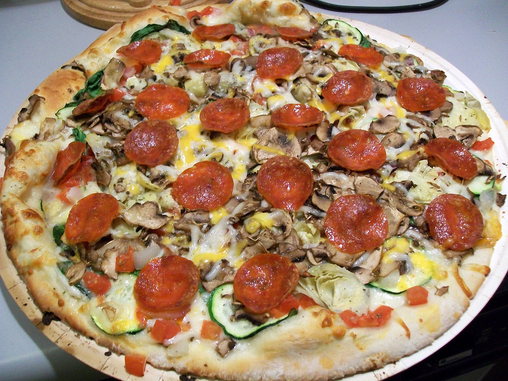 Papa Murphy's gourmet vegetarian pizza | This is the ...