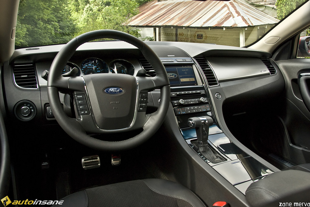2010 ford taurus sho interior the taurus is back and