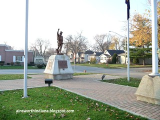 Doughboy Monument