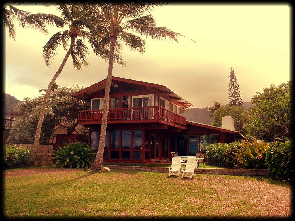 Beach House Beachside Waimanalo Beach House For More