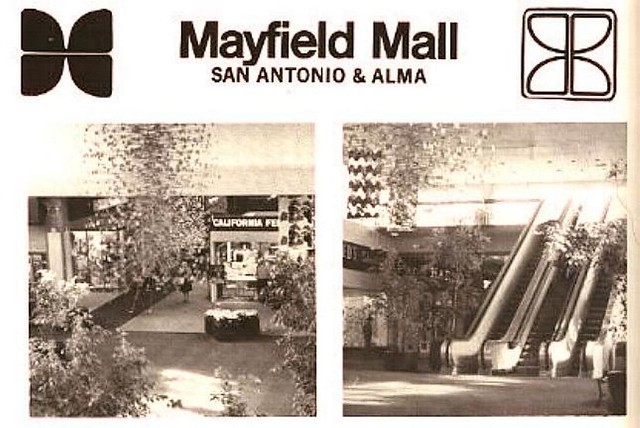 Mayfield Mall, Mt. View, CA   This is an add from my ...