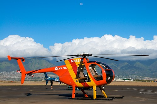 The (Magnum P.I.-like) helicopter I rode in | by Suarez