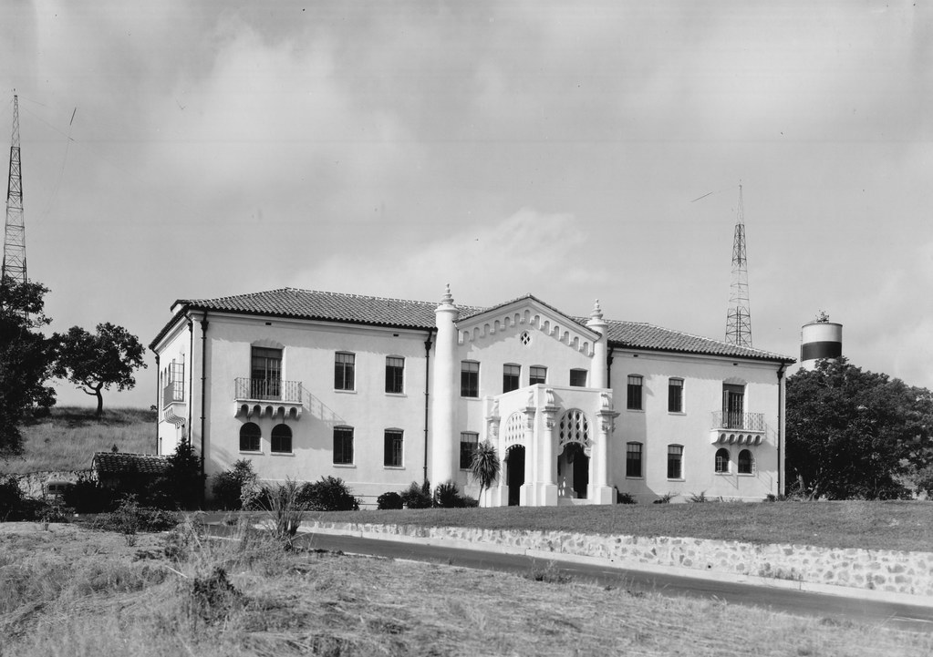 Hamilton Field Ca Base Hospital 26 July 1938 From The