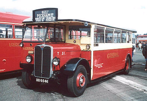 man single deck bus Ex mo 1171 forster bus service,forster history:  prototype single deck underfloor,  man sg192/man penzberg(front half).