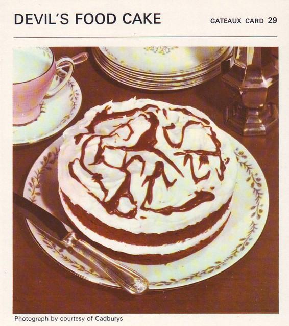 Devil's Food Cake | Flickr - Photo Sharing!
