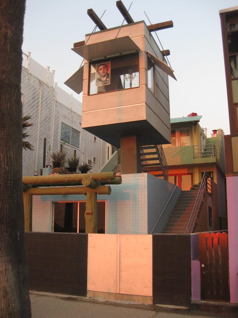 Gehry House On Venice Beach Sean Salmon Flickr