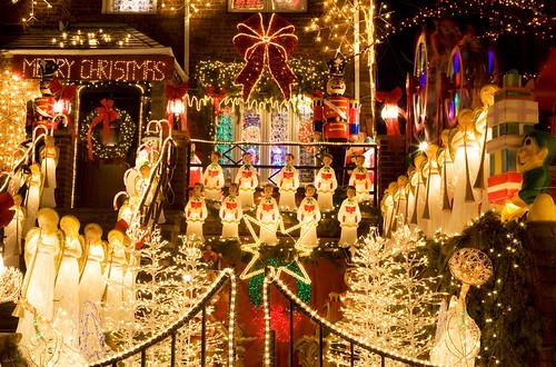 Bay Ridge Christmas Lights