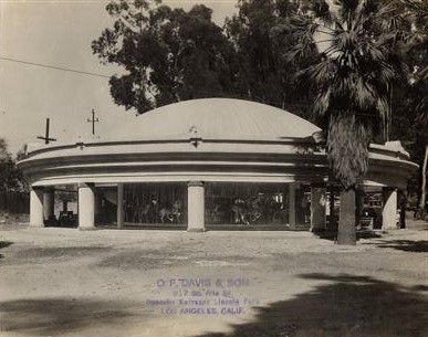 Lincoln Park Carousel 1 Los Angeles Cultural Monument No Flickr