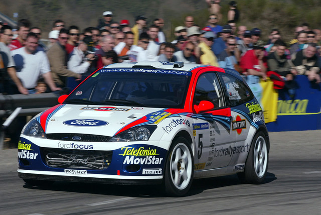 Focus St Forum >> 4. Colin McRae 2002- Ford Focus - Action | 2002 World Rally … | Flickr