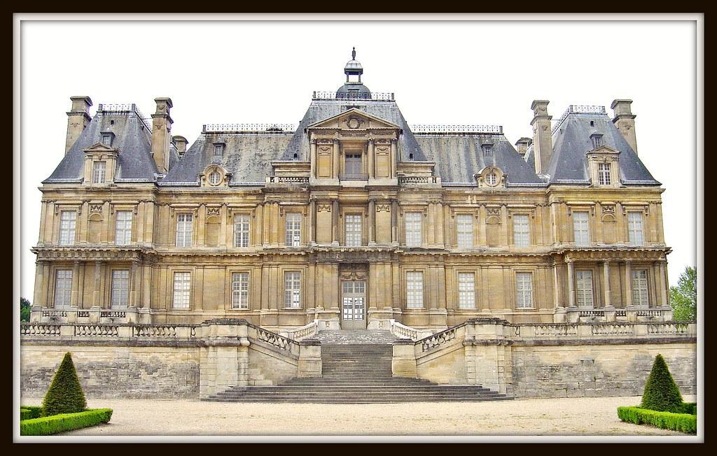 Ch teau de maisons 1634 1650 maisons laffitte for Architecte maisons laffitte