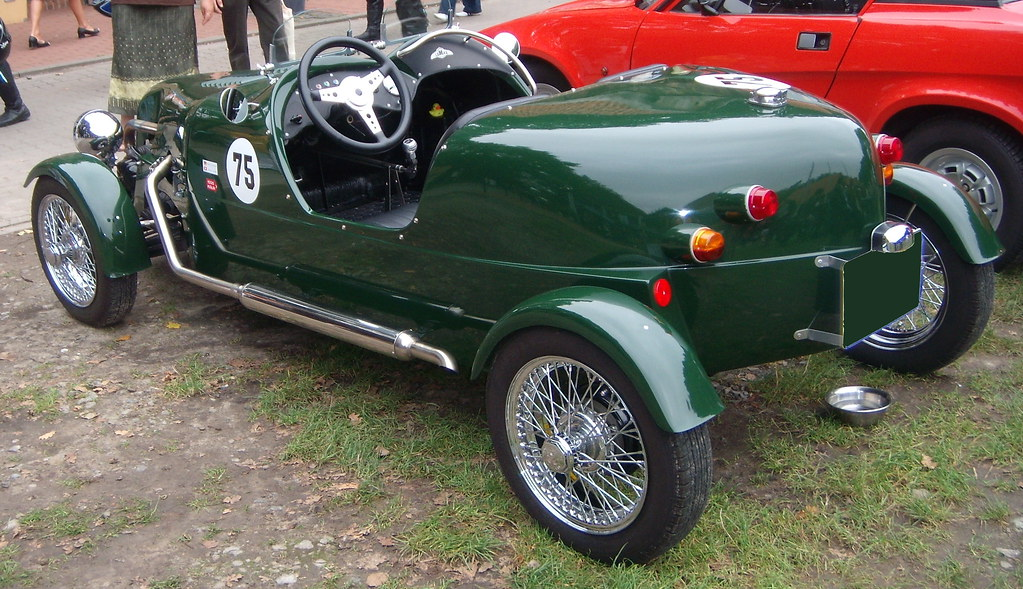 Lomax Kit Car Company