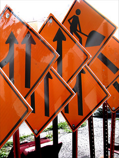 Construction Signs | by jphilipg