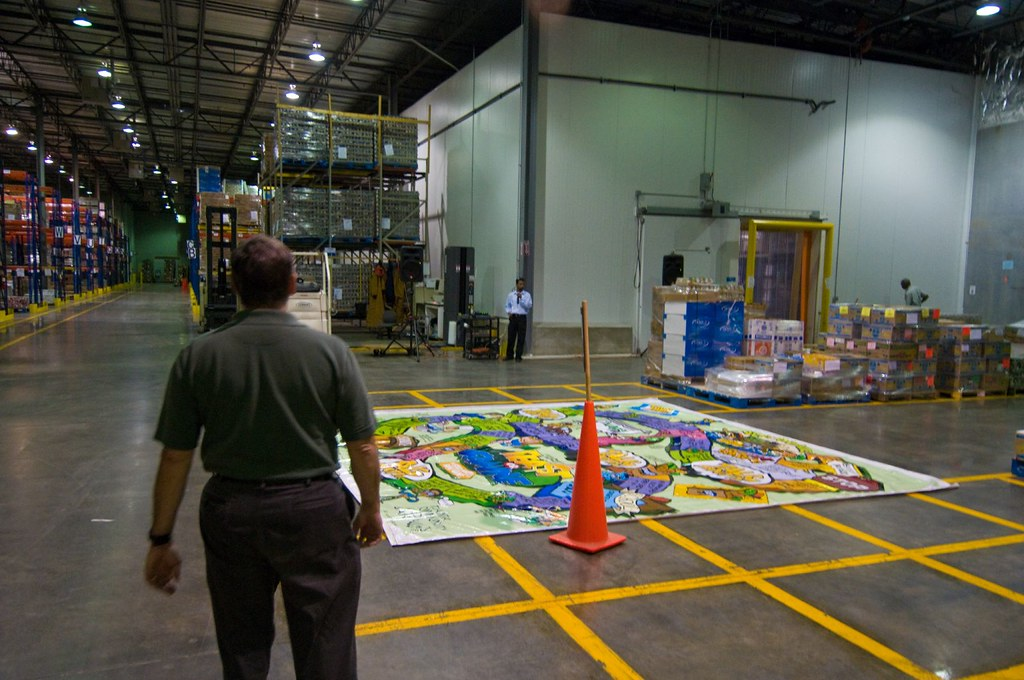 Community Food Bank  Quilt Drawing Winners