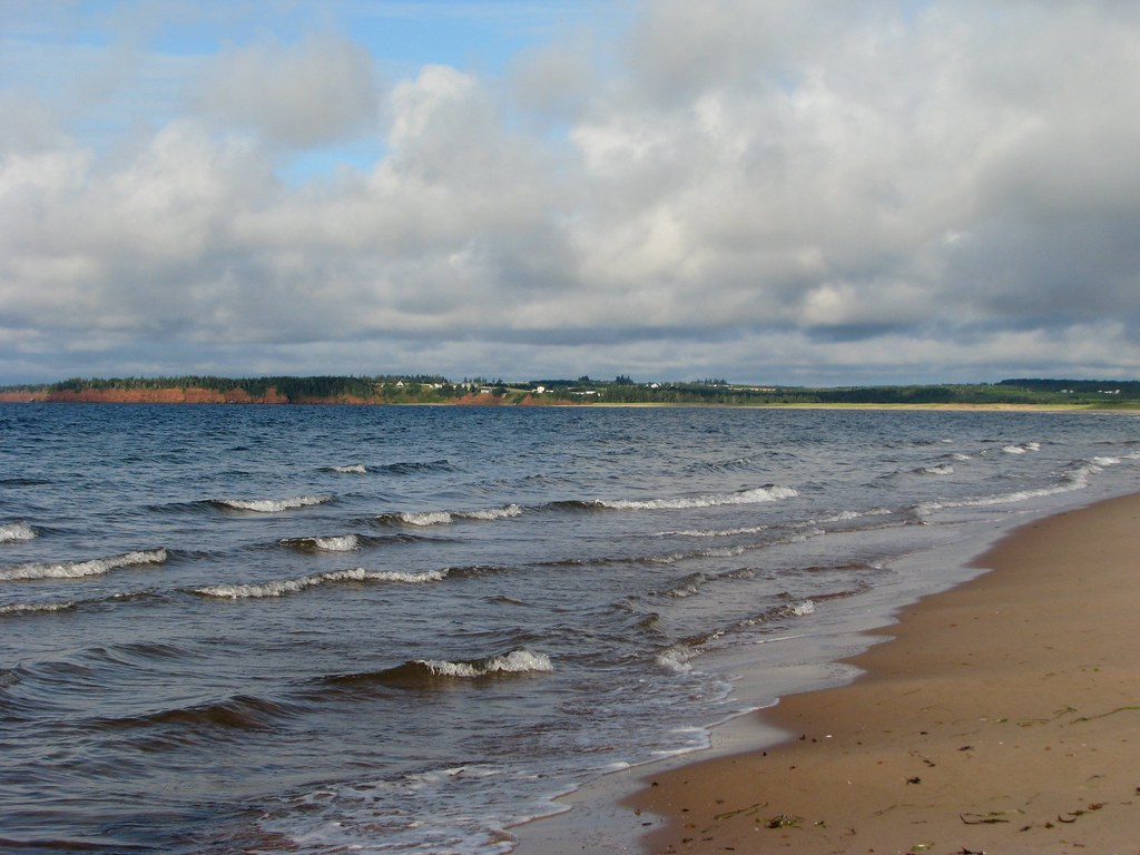Red Point Provincial Park Pei Red Point Provincial Park Pei