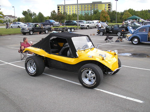 Dune Buggy 1973 Beetle Heavily Modified Owner Mike