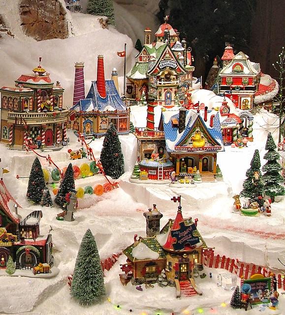 Christmas Light Displays In Michigan