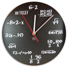 Design Blog Sociale - 13th November 2008 - Pop Quiz Clock | by SOCIALisBETTER