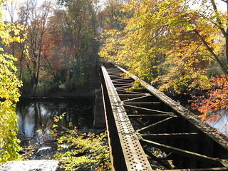 The Old Airline Railroad Connecticut | by Walk R