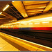 London Underground - Long train, long wait...
