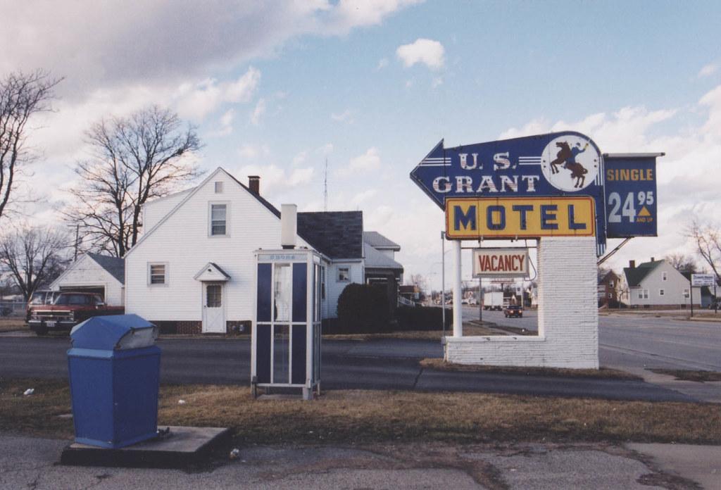 Motel  Mattoon Il