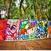 Graffiti (Muro da Fundação O Pão dos Pobres de Santo Antônio)