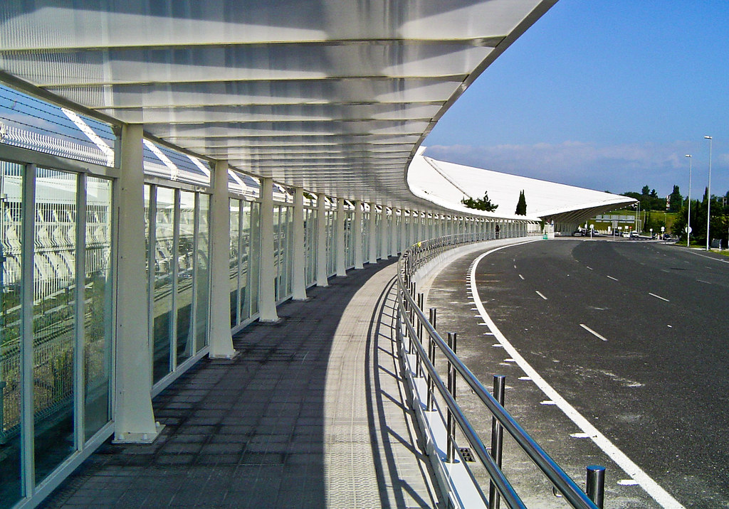 Sondika Airport Bilbao Spain Airport of Sondika Bilbao
