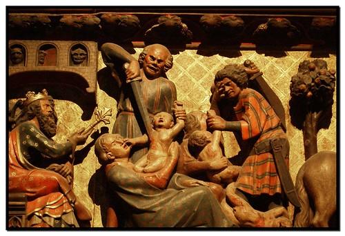Resultado de imagen para los santos inocentes reflexion