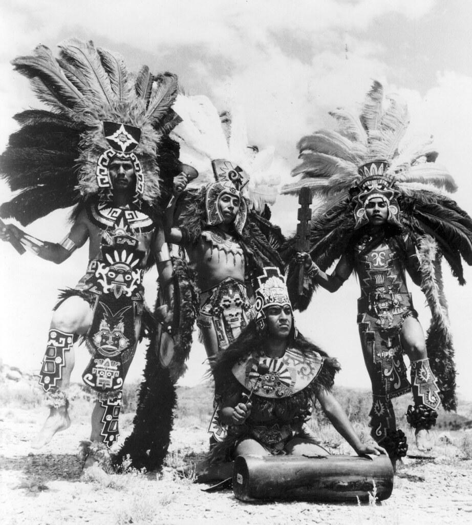 Resultado de imagen de azteca indian