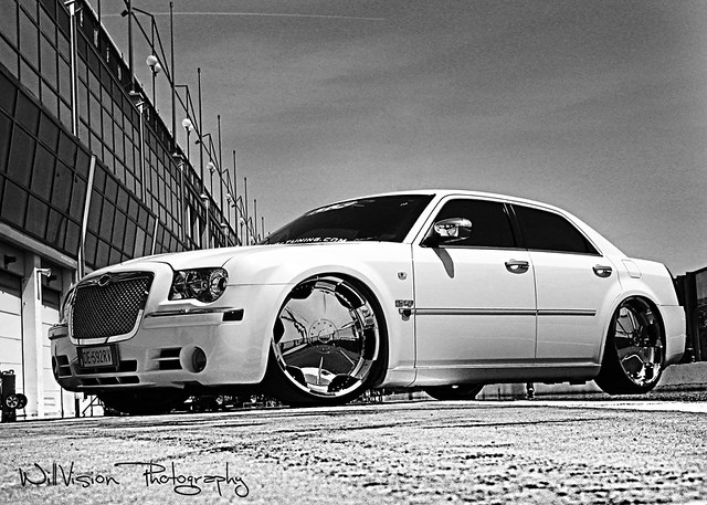 chrysler 300c dub on 24 by mgr tuning italy hi and thanks flickr. Black Bedroom Furniture Sets. Home Design Ideas
