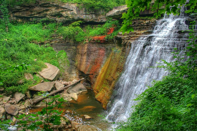 Brandywine falls cuyahoga valley national park flickr photo sharing Chen s garden cuyahoga falls