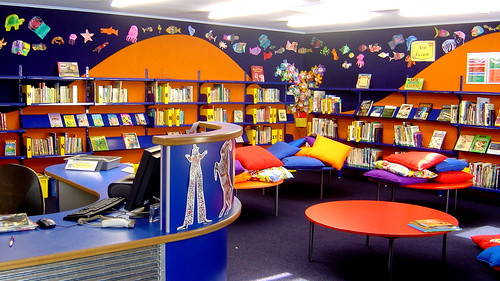 A Colourful And Vibrant Library Flickr Photo Sharing