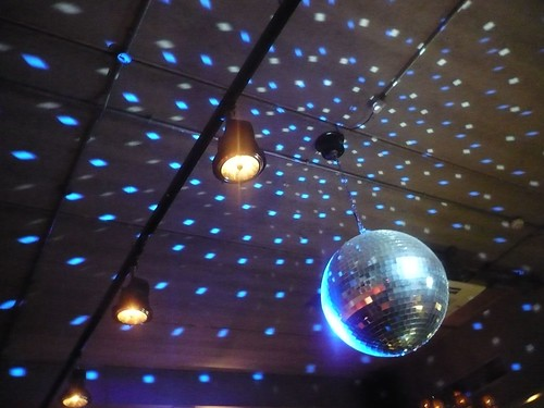 Disco ball in blue | by dichohecho