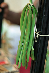 uncured Mexican vanilla beans | by David Lebovitz