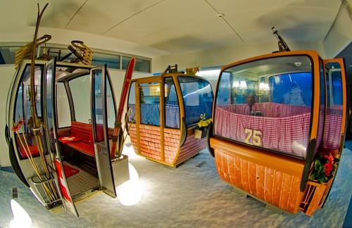 Google zurich office ski gondolas flickr photo sharing for Google office zurich design