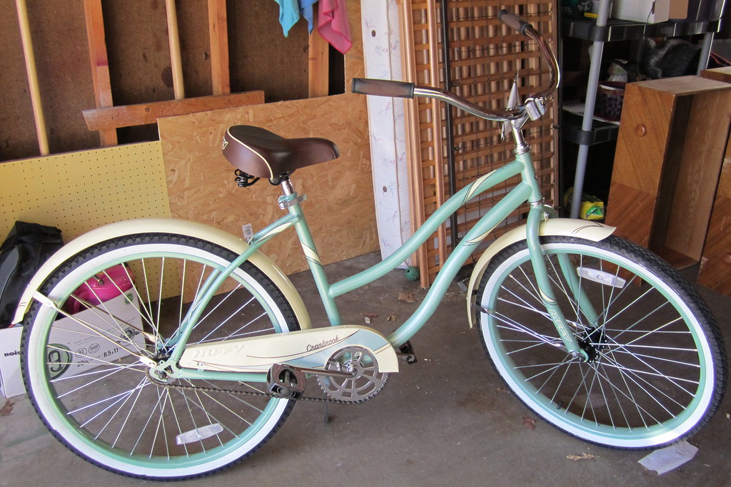 My New Bike 26 Huffy Women S Cranbrook Cruiser