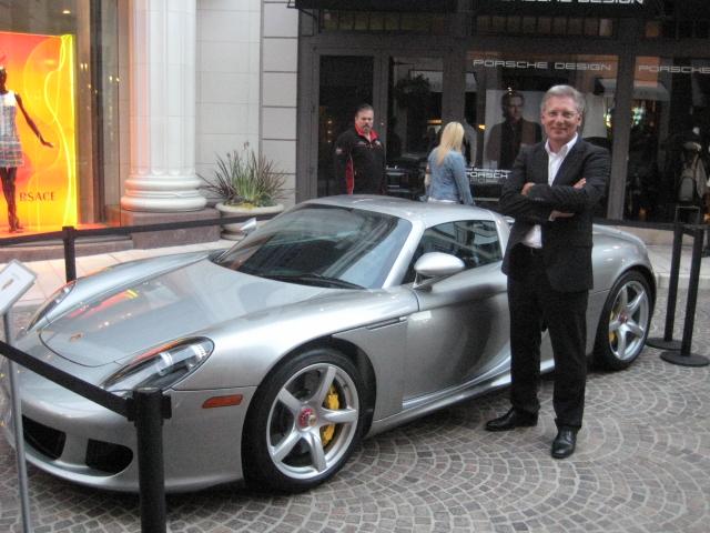 Mr Roland Heiler And His Masterwork The Porsche Carrera