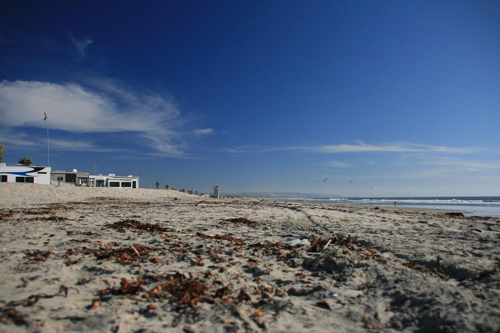 Silver Strand State Beach Campingcabin Koa