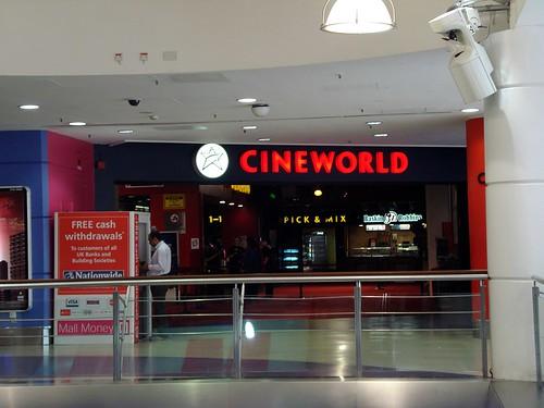 Wood Green Cineworld, London N22