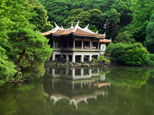 Shinjukugyoen | by Blue Lotus