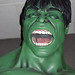 The Hulk Closeup