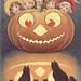 Halloween Pumpkin Black Cats