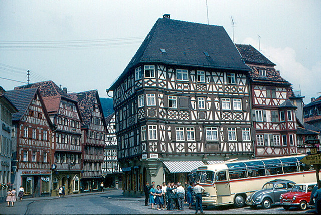 mosbach marktplatz the palm 39 sches haus built in 1610 i flickr. Black Bedroom Furniture Sets. Home Design Ideas