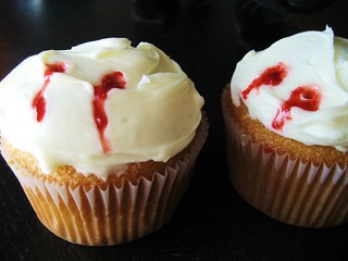 Vampire cupcakes | by Stacy Spensley
