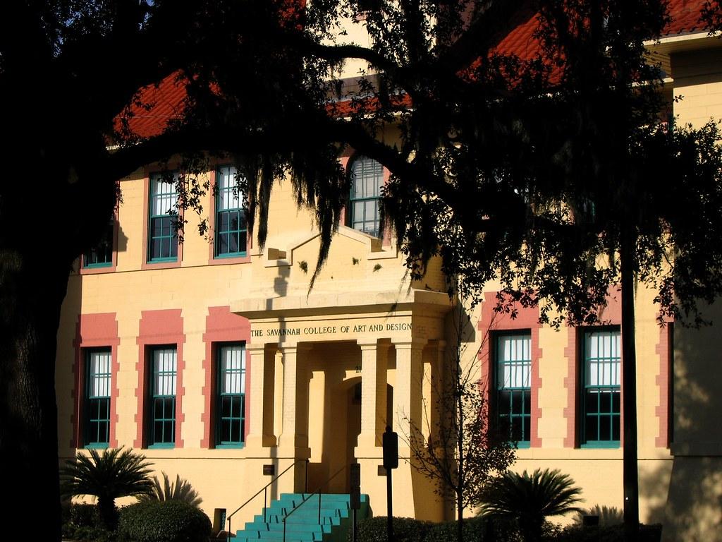 Savannah College Of Art And Design Jobs