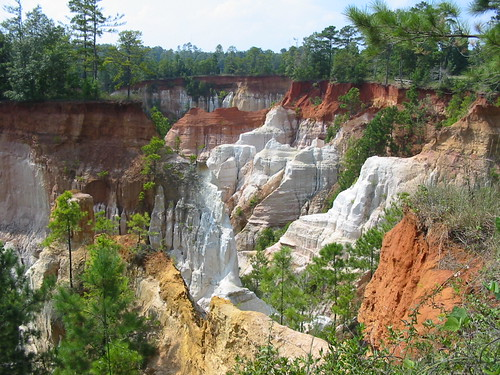Providence Canyon | by Explore Georgia