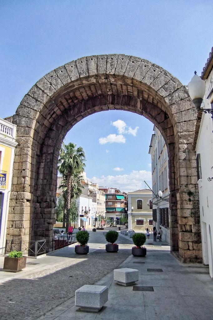 Trajans Arch in Merida  Trajans Arch ( or Arco de Trajano…  Flickr