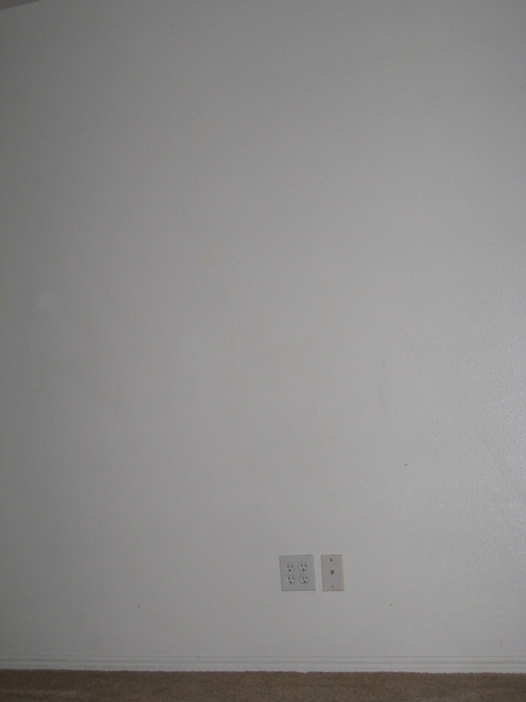 Blank Wall I Have The Opportunity Of A Blank Wall The