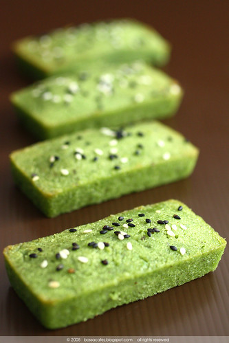 Macha Financiers | by *bossacafez