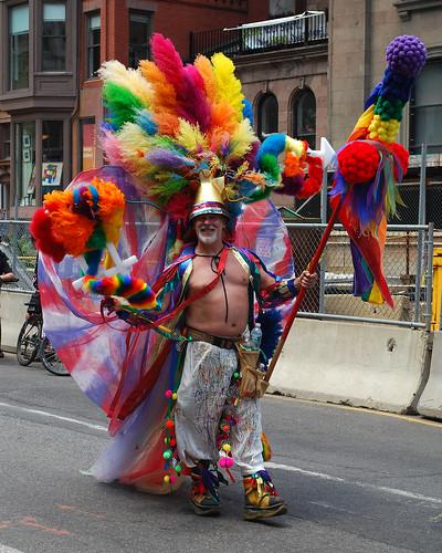 Boston gay pride parade 2008